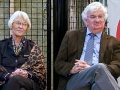 Maarten en Rina van Riet